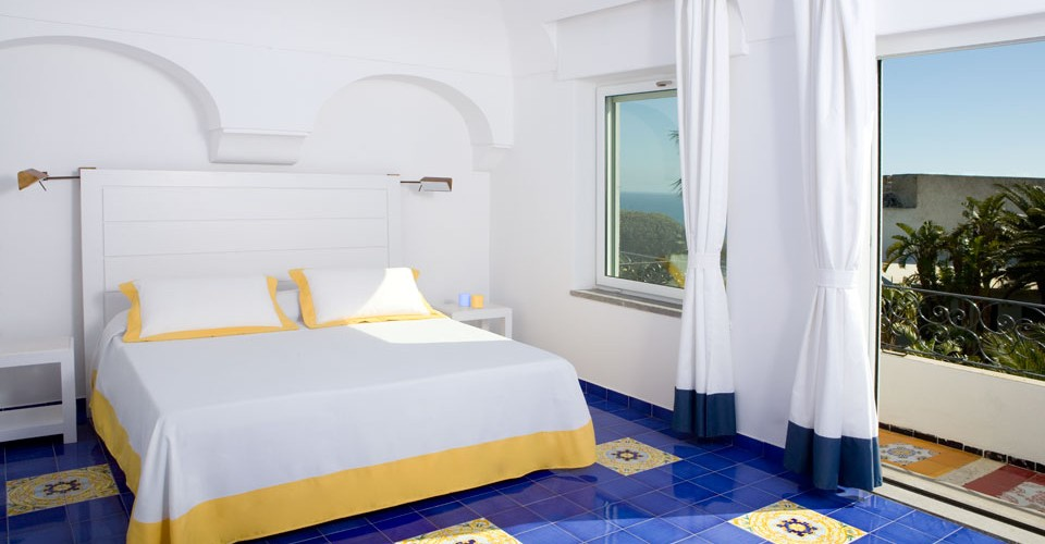 Camere - Hotel Terme San Michele Ischia Sant'Angelo