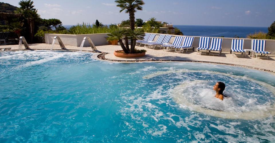 La Piscina - Hotel Terme San Michele Sant'Angelo d'Ischia