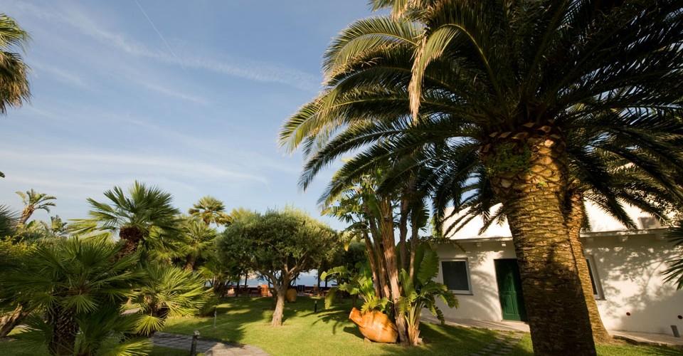 Il Parco - Hotel Terme San Michele Sant'Angelo d'Ischia