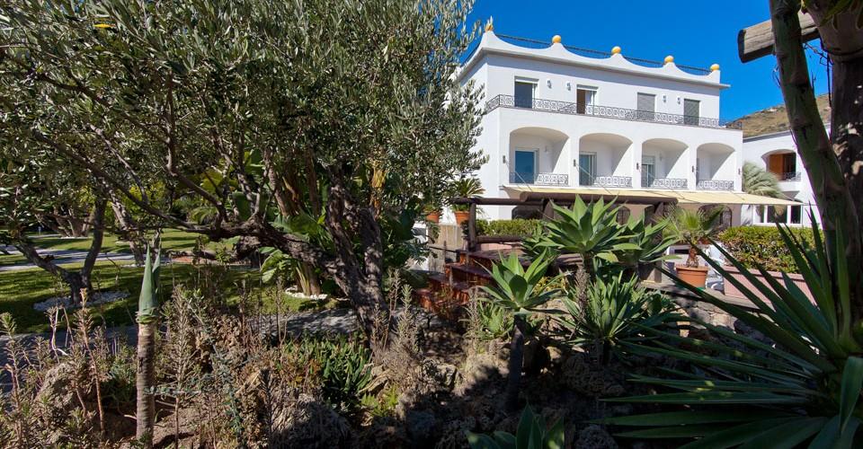 L'albergo - Hotel Terme San Michele, Sant'Angelo d'Ischia