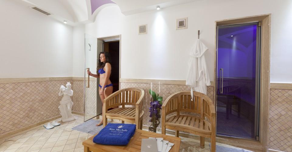 Spa Ischia - Hotel Terme San Michele Sant'Angelo